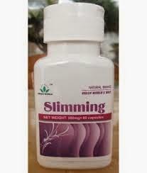 Obat pelangsing herbal slimming capsule aman tanpa efek samping